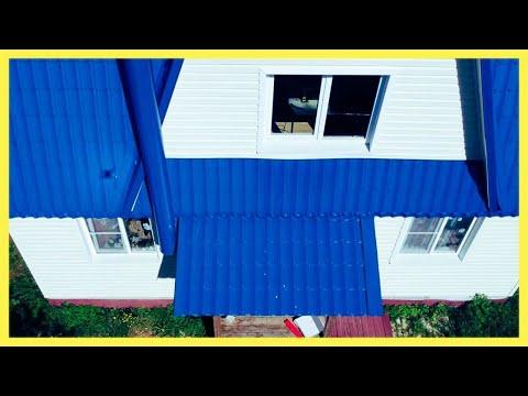 Строительство дома из бруса для постоянного проживания. Часть 2