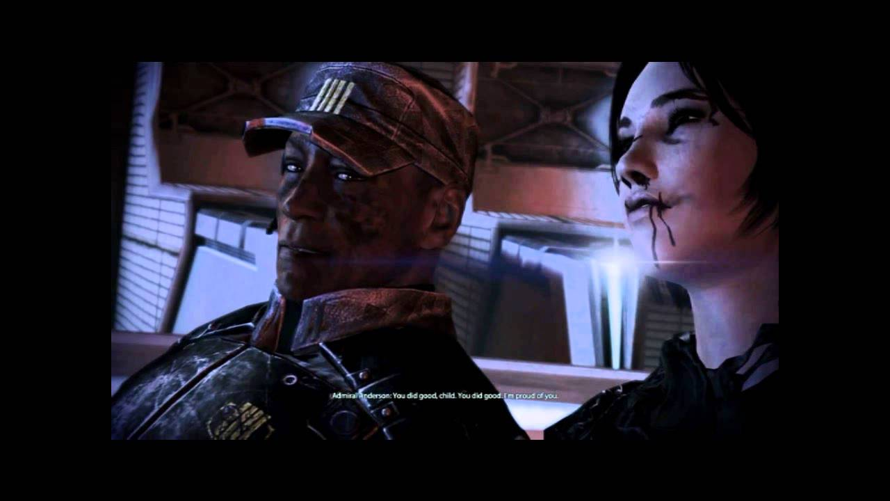 mass effect 3 anderson cut dialog with female shepard. Black Bedroom Furniture Sets. Home Design Ideas