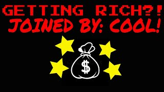 Getting Rich :-P | Advanced Warfare Tycoon: ROBLOX