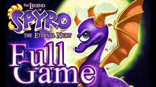 The Legend of Spyro: The Eternal Night FULL GAME 100% Longplay (Wii, PS2)