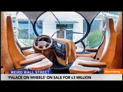 Luxury Travel: $3M Mobile Home Hottest Buy in Dubai Desert