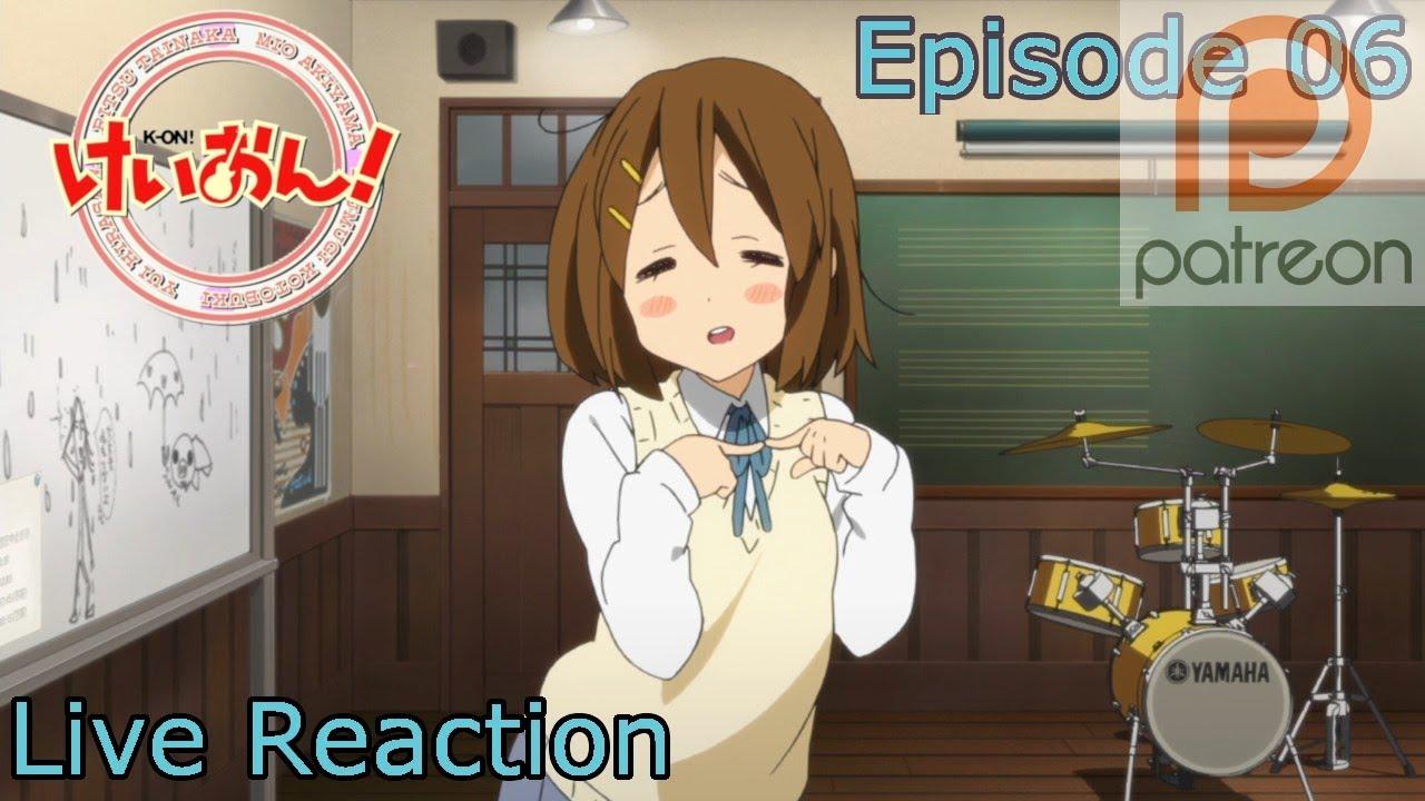 [Reaction+Commentary] K-On!! (Season 2) Episode 6 (Semi-Blind)