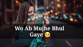 Best heart touching whatsapp status video || 2 line status|| luv status
