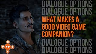 What Makes a Good Video Game Companion?