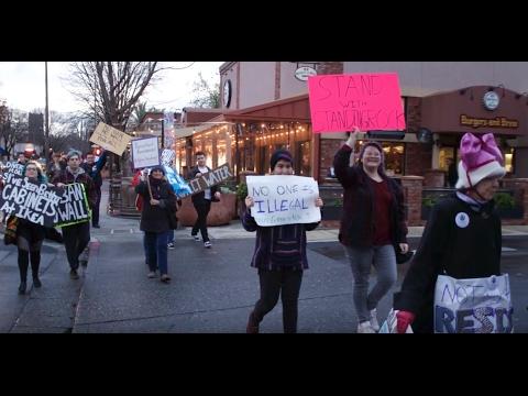 Chico United Protest
