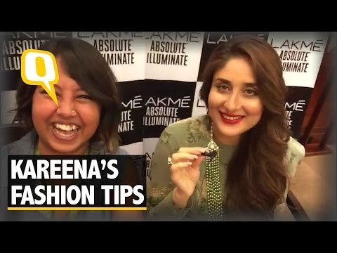 The Quint: Pregnancy Won't Change the Way I Dress: Kareena Kapoor Khan