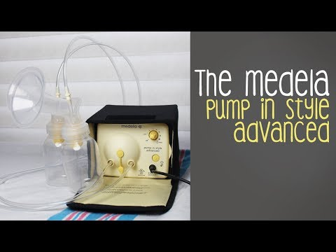 How To Use The Medela Pump In Style Advanced!