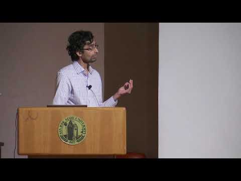 Siddharth Narayan: Nature-Based Solutions for Coastal Risk Reduction, 10/25/2017, GT #7