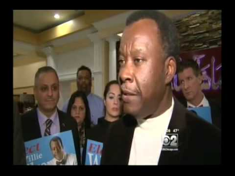 Willie Wilson Endorsed by Indian American Muslim Council