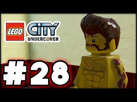 LEGO City Undercover - Part 28 - Rex appears! (HD Gameplay Walkthrough)