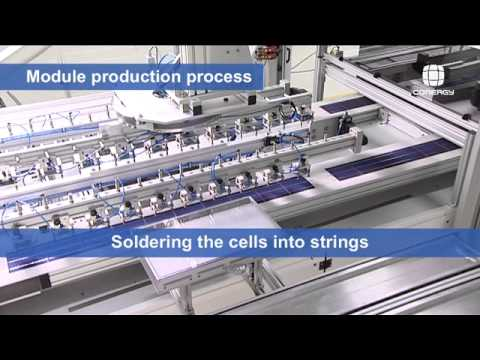 Conergy Factory Video