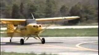 Piper PA17 Vagabond Rebuild 1993