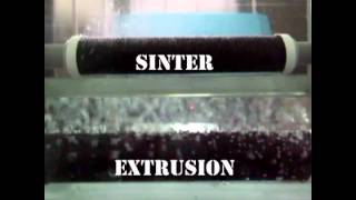 activated carbon or carbon filter factory.
