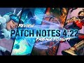 SMITE PATCH NOTES 4.22 REVIEW WITH INCON!