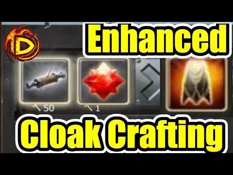 Drakensang Online #504: Crafting A Cloak With Holy Ruby Gem [Testserver]