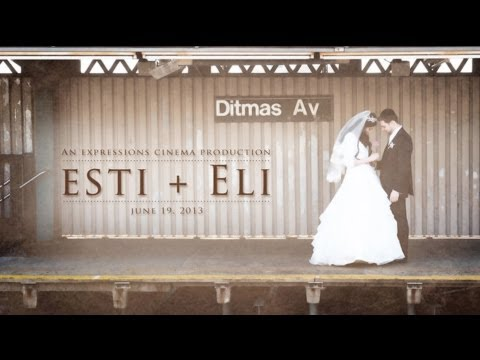 Esti and Eli Lax  Wedding at The Palace in Brooklyn, NY  Expressions Cinema