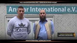 FARID BANG FEAT ANSAAR INTERNATIONAL (PALÄSTINA)