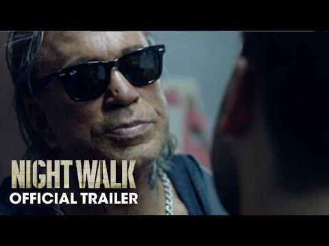Night Walk (2021 Movie) Official Trailer – Mickey Rourke, Eric Roberts, Sean Stone