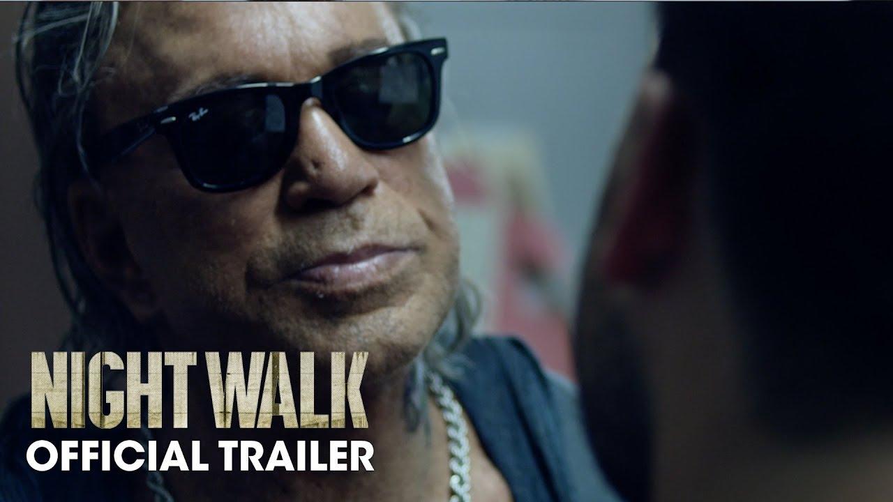 Movie of the Day: Night Walk (2021) by Aziz Tazi