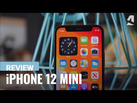 Apple iPhone 12 mini full review