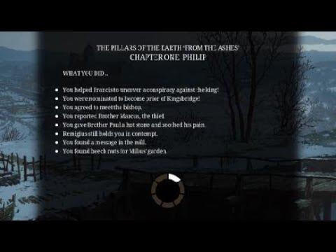 Ken Follett's The Pillars of the Earth |