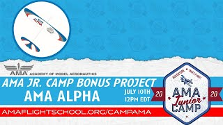 Camp AMA: Bonus Project - AMA Alpha