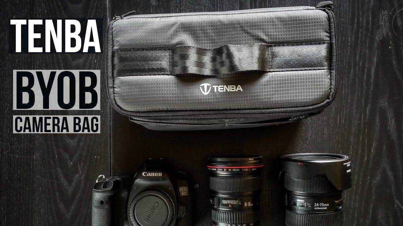f9d02c179581 Compact and Versatile Travel Bag for Mirrorless and DSLR Cameras - Tenba  BYOB