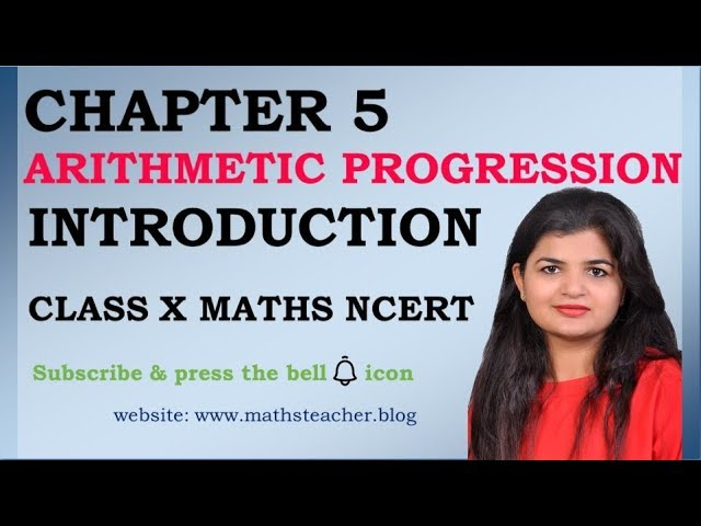 Chapter 5 Arithmetic Progression Ex 5.1 Introduction Class 10 Maths