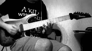 NORTHLANE - Paradigm (guitar cover)