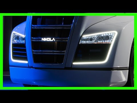 Nikola and bosch set to battle tesla with hydrogen-electric semi trucks By News Today