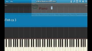 Diễm tình ca 3 Solo piano với điệu Rumba