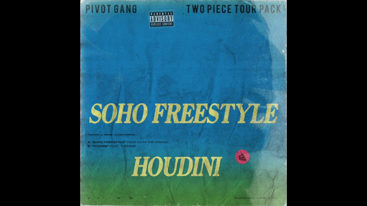 "Chicago's Pivot Gang drops their ""SoHo Freestyle"" - EARMILK"