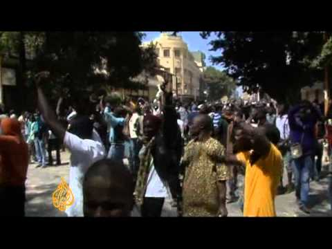 Clashes in Senegal for fifth straight day