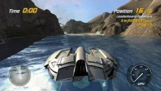 Hydro Thunder: Hurricane - NEW Area 51 Gameplay | HD