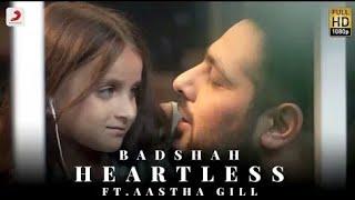 Heartless : Badshah new audio song    O.N.E Album   