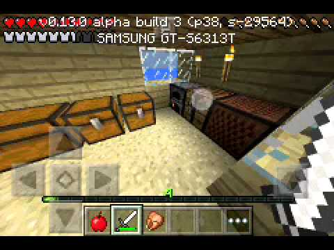 Mainecraft pe serie survival strenw survival 1 youtube for Explore craft survival pe