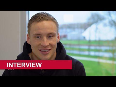 Interview Svensson   AZ- Feyenoord