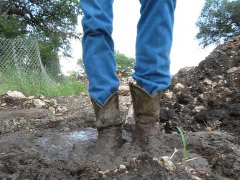 Muddy Justin Cowboy Boots Doovi