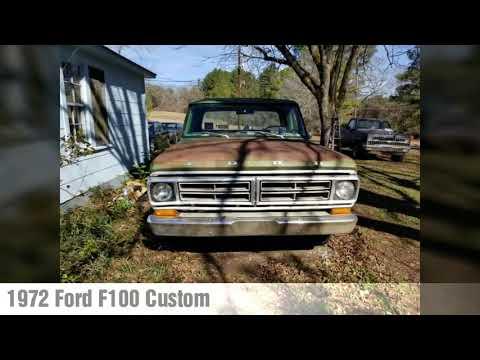 1972 Ford F100 Restoration