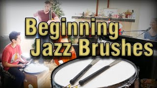 Beginning Jazz Brushes