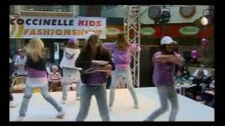 Coccinelle Kids Fashion Show Summer 2010 part 2 Thumbnail