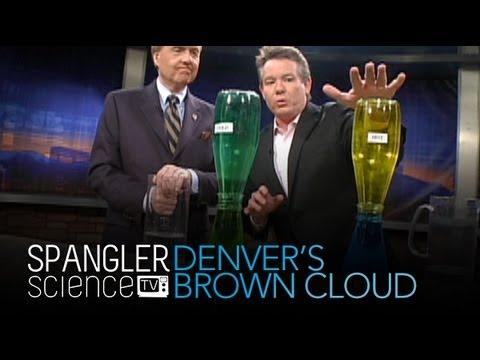 Denver's Brown Cloud | Science Experiments | Steve ...