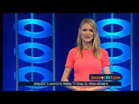 EMMA LEE:-: ITV Jackpot247 - 06 Oct. 2015 -  prt 01