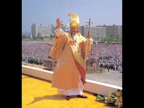 Juan Pablo II  Mensajero Divino