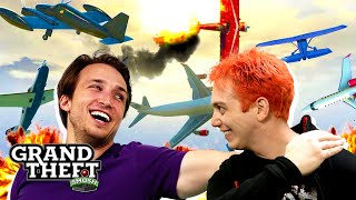 SKY WARS? SKY WARS! (Grand Theft Smosh)