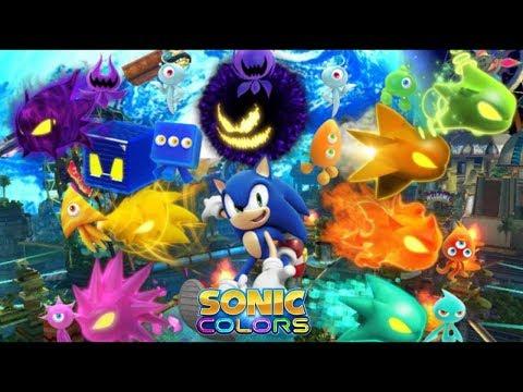 Sonic Colors  Reach for the stars Lyrics ソニックカラーズ の曲 歌詞付