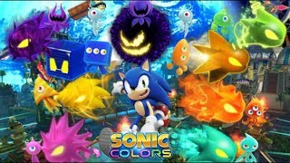 Sonic Colors  Reach for the stars Lyrics ソニックカラーズ の曲 歌詞付