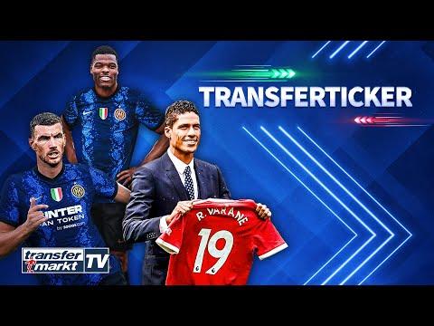 Download Dzeko & Dumfries: Inter mit Transfer-Doppelpack / Varane in Manchester vorgestellt | TRANSFERMARKT