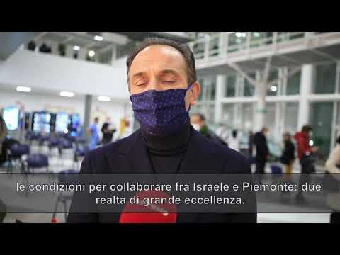 Piemonte - Medici E Infermieri Israeliani Nell'ospedale Di Verduno (03.12.20)