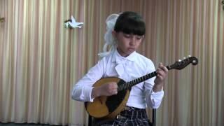 Курегешева Анна, г  Мыски   Часы с кукушкой, Танец китайской красавицы(, 2015-11-10T07:48:34.000Z)